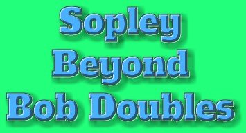 Sopley Beyond Bob Doubles Weds 3rd Jan