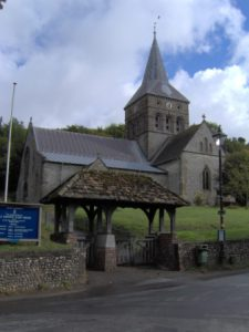 No ringing at East Meon on Friday 14th