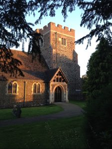 St Michael's, Heckfield Summer Ringing Times
