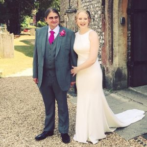 Congratulations to Lizzie & Edd Colliss