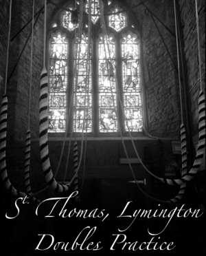 Doubles Evening at St. Thomas, Lymington. Wednesday 9th January 7:30pm until 9:00pm.