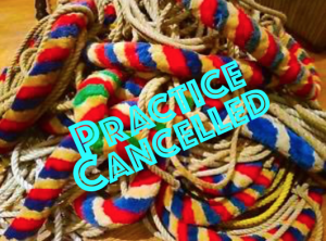 Ropley Practice at Old Alresford Cancelled – October 11th