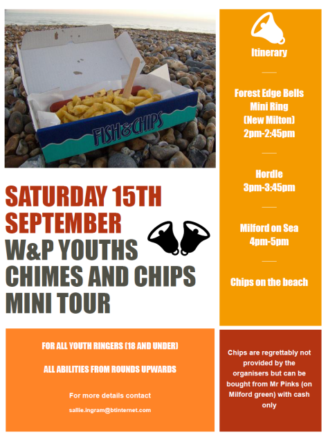 WP Youths Chimes and Chips Tour 20180915