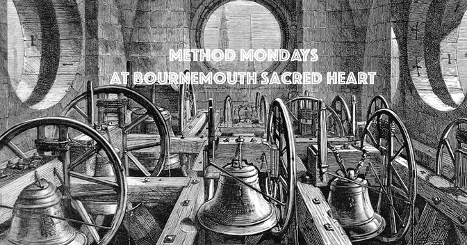 Method Monday at Sacred Heart: Change of date.