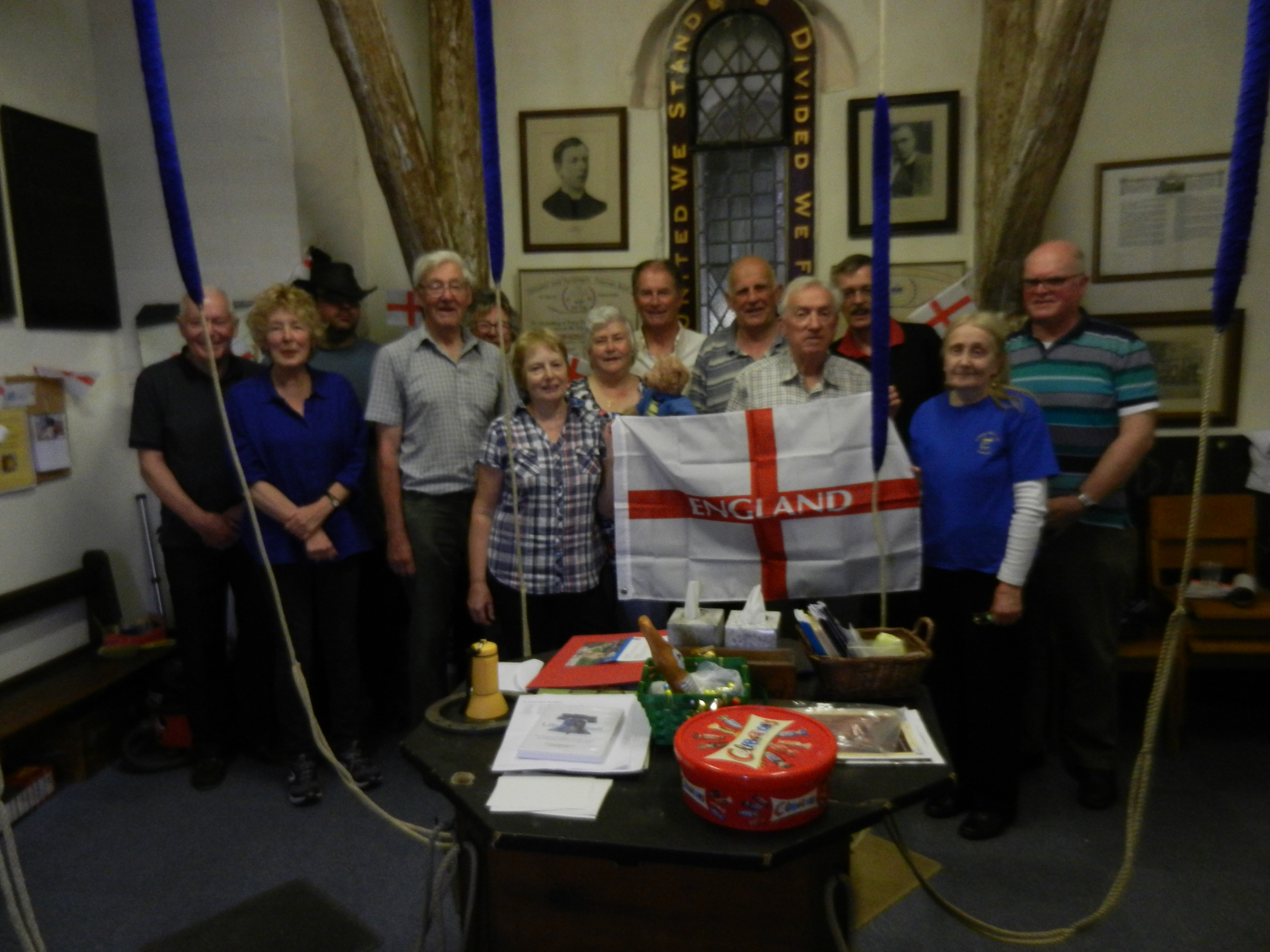 Ringing for England 2019
