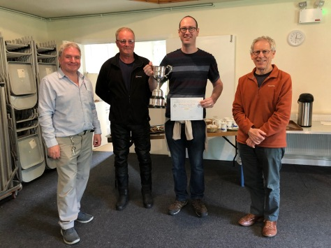 Guild Inter-Tower 6-bell Striking Competition Winnner's - Portsmouth Cathedral - 18-05-2019