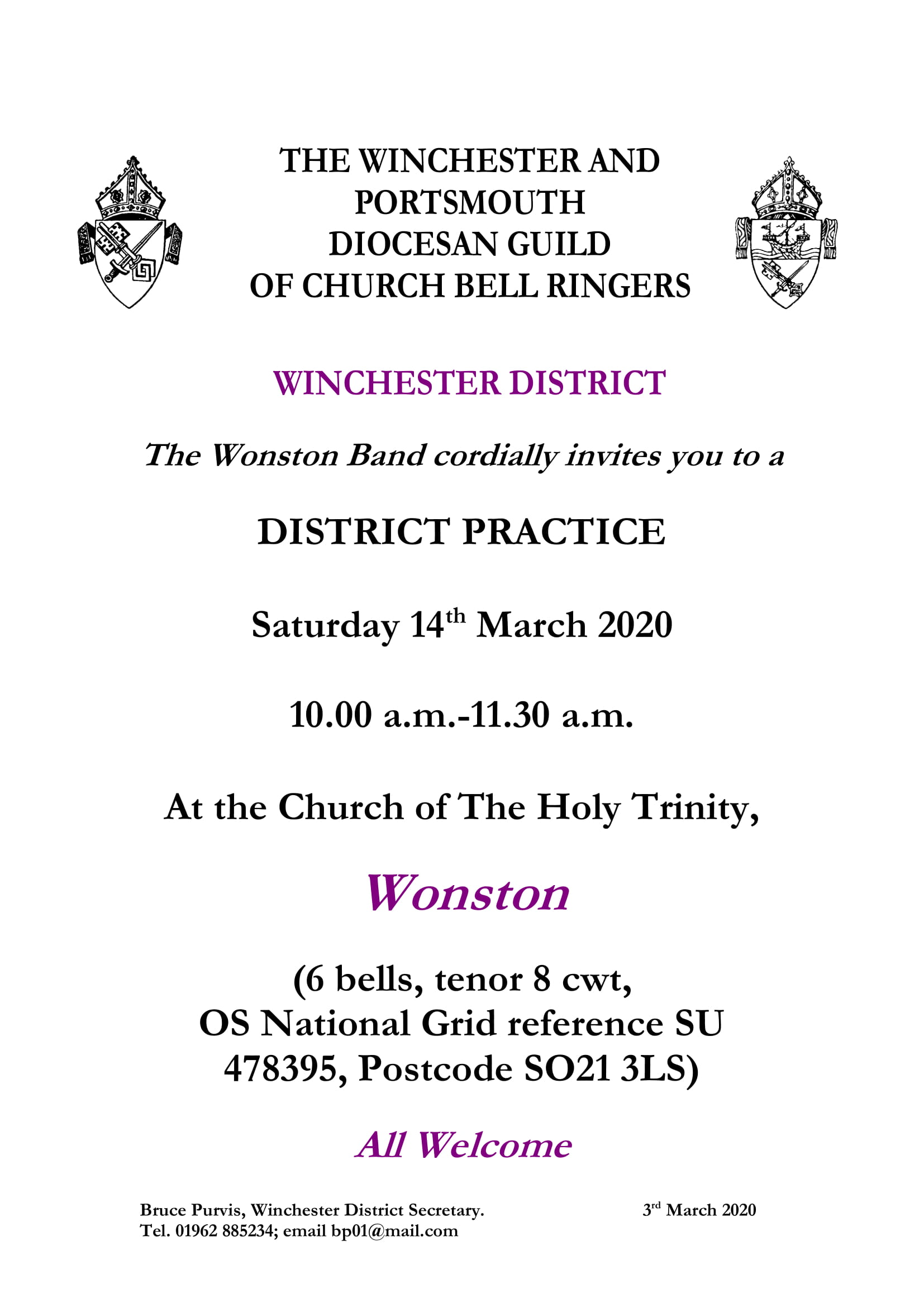 WIN DisPrac 20200314 Wonston